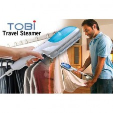 Original Tobi Inns Steam Iron Steamer Travel Seterika