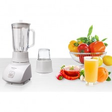 Panasonic Blender with 1.0L Jug & Dry Mill MX-GM1011