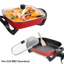 Borong Best Electric Cooker and Pan Grill