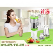 Food Processor Mincer Grinding Soymilk Juicer Blender 230W (KEA0191)