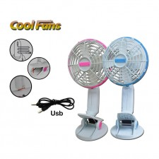 Mini Rechargeable Baby Stroller/Angle Adjustment Fan