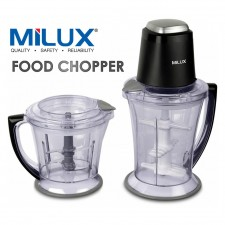Milux Food Chopper MFP-9625