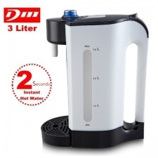 DM 2 Seconds Instant Hot Water Pot Kettle 3 Liter