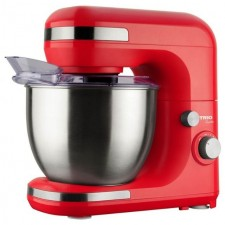 TRIO 7 Speed Quiet Motor Power Stand Mixer TPM-602 600W (5.0L) - Red