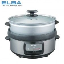 ELBA EMC-F4316(SS) 6-in-1 Electric Multi Cooker 5L 1600W