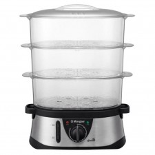 Morgan 3-Tier Food Steamer MFS-MB 12L