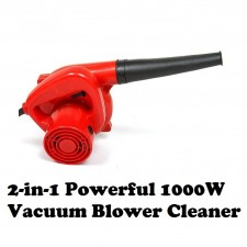 2-in-1 Portable Handheld Electric Vacuum Blower