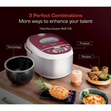 Tefal Spherical Rice Cooker RK-8105