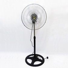 GDL 18-inch Stand Fan 3 Speeds (Black)
