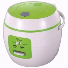 Midea Mini Rice Cooker MB-07OB (0.8L) with Porridge Function