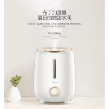 F420 Air Humidifier 3.0L Aroma Oil Space + Silver Ion + 2 Pin Adapter