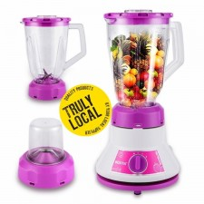 Wrigley's Multipurpose 1500ml Stand Mixer with 2 Jug Blender 3 Pcs Set