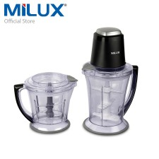Milux 2x Rapid Food Chopper MFP-9625