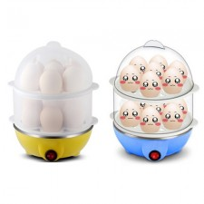 Egg Maker 2 Layer Plus Food Steamer