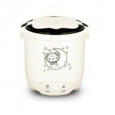 Non Stick Portable Mini Rice Cooker and Lunch Box