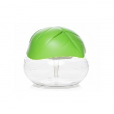 LED Light Leaf-Shaped Air Purifier (2.6 - 4L)(Green)