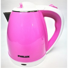 STAINLESS STEEL JUG KETTLE (DOUBLE LAYER) 1.8L PL208SC