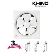 "Khind EF8001 Exhaust Fan 8"" (Install 10"" Hole)"