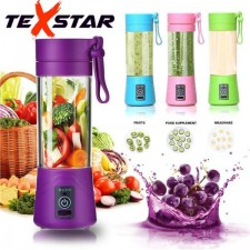 Portable USB Rechargeable Juice Blender Juice Maker 380ML
