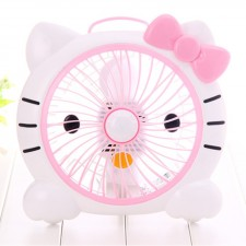Portable Table Fan AC Electric Silent Cooling Fan Desktop Office Table Fan