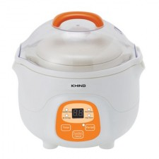 Khind Porridge Soup Cooker 0.7L Microcomputer Intelligent Control (White) BPS 07