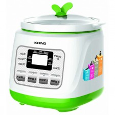 Khind Baby Porridge Cooker Auto Keep Warm Microcomputer Control KHI BP 12