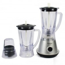 Panasonic Blender with TWIN 1.0L Jug & Dry Mill - MX-SM1031S