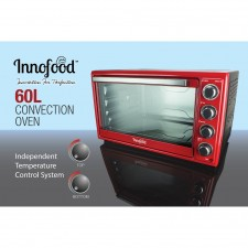 INNOFOOD Independent Temperature Control Electric Oven (60L)S