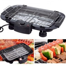Mitoyos Electric Smokeless Grill Barbeque Korean BBQ Pan Teppanyaki Cookware Set