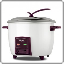 TRIO Conventional Rice Cooker TRC-1803 (1.8L) Steam Tray Periuk Nasi