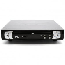 BEC DVD PLAYER BE 265HD WITH USB (ONLY FOR MP3)