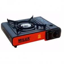 UPGRADED Milux Portable Gas Stove KK2002 (WITH NEW Auto Release Function)