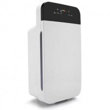 (Msia 3Pin Plug)Home HEPA Air Purifier Negative ion With Touch Screen