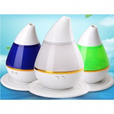 Aroma Air Humidifier Diffuser Purifier Freshener Home & Car 7 Color Ultrasonic