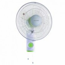 """Isonic Wall Fan 16"""" 3 Speed Control 50W With Oscilating Function CTF-WF16"""