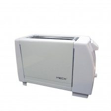 Meck Two Slice Bread Toaster With Variable Browning Control 750W