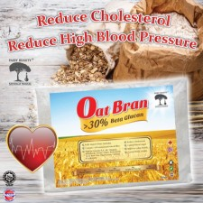 FAIRY BEAUTY OAT BRAN/CONTAIN >30% NATURAL PROTEIN & FIBER/1000G PER PACK (JAKIM HALAL)