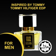 INSPIRED BY TOMMY TOMMY HILFIGER 30ML EDP FOR MEN JAKIM CERTIFIED HALAL PERFUME
