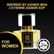 INSPIRED BY AIGNER MAN 2 ETIENNE AIGNER 30ML EDP FOR MEN JAKIM CERTIFIED HALAL PERFUME