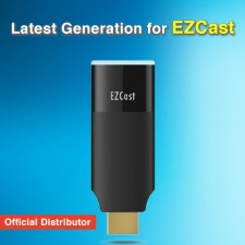 Officially Authorized By EZCast - EZCast 2 Wireless Display Receiver Dual Band