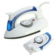 Portable Disable Iron Non Stick Iron Dry And Steam Iron(Free Adapter)