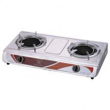 Butterfly B-882 Infrared Gas Stove 2 Burner Cooker B882