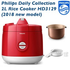 Philips Daily Collection 2L Rice Cooker HD3129