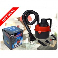 In Car Vehicle Canister Vacuum Cleaner Wet Dry Use Portable Handheld