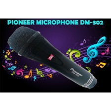 Professional Pioneer Dynamic Vocal Microphone PN-302
