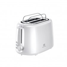 Electrolux Toaster ETS1303W (2 Slots) With 4 Functions