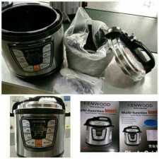 6L Rice Cooker (Ready Stok)