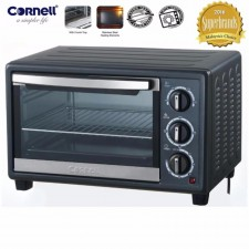 Cornell 20 Liter Electric Table Top Oven CEO-SE20L (Inner Light & Crumb Tray)