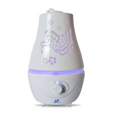 Air Humidifier Diffuser Purifier Aroma Relaxing Light 2.2L