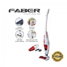 Faber Cordless Portable & Stick Bagless Vacumn Cleaner FVC Flexi 201 RD
